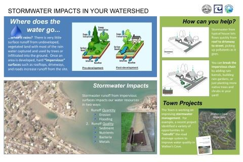 Stormwater Impacts in Your Watershed Flyer