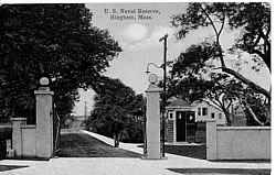 US Naval Reserve Station at Hingham